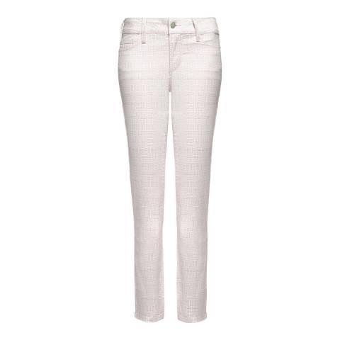 NYDJ Pale Pink Clarissa Stretch Jeans