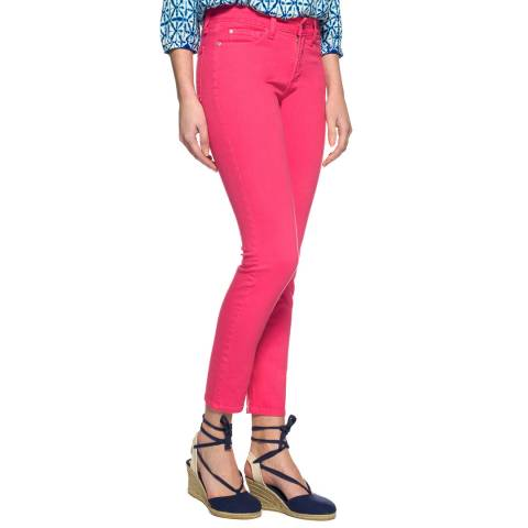 NYDJ NYDJ Exotic Ankle Stretch Jeans