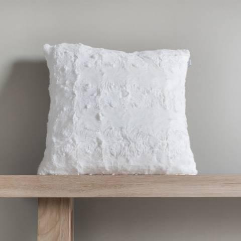 Gallery Stellan Fur Cushion Cream 43x43cm