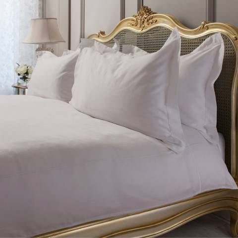 Parisian House Chelsea Ivory Quilt Cover Set Superking