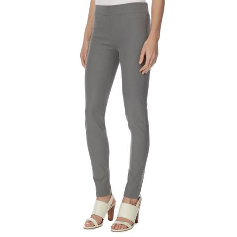 Joseph Grey Cotton Stretch Legging