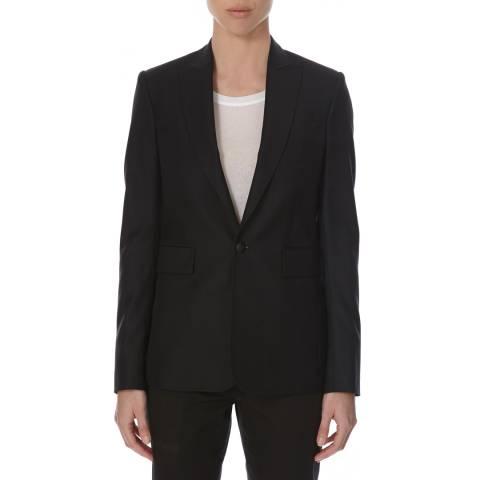 Joseph Black Wool Hutch Jacket