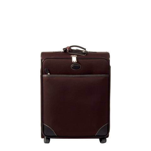 BRIC'S Brown Trolley 2 Wheel Upright 2.4kg 52cm