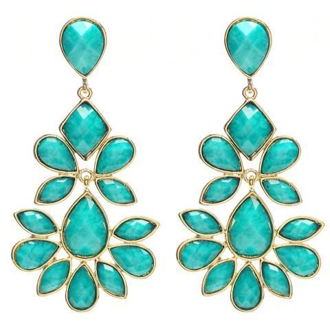 Amrita Singh Turquoise Nello Earring