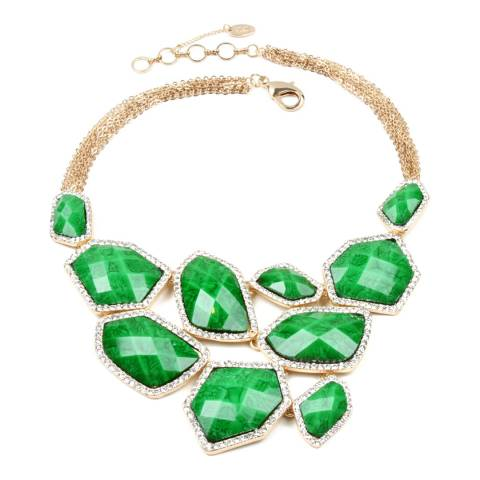 Amrita Singh Evergreen Easter Island Necklace