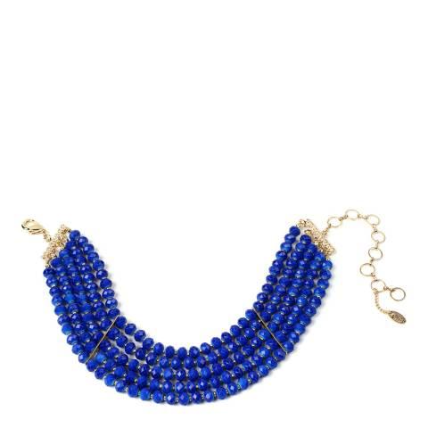 Amrita Singh Blue Bowery Choker