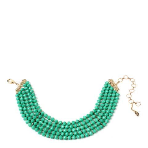 Amrita Singh Green Bowery Choker
