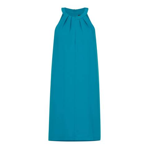 BCBG Seabreeze Woven Evening Dress