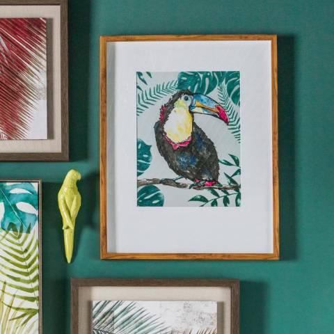 Gallery Toucan Framed Art 58x73cm