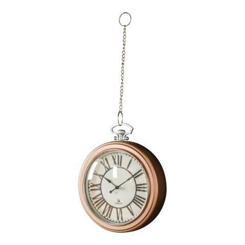 Gallery Copper Oxford Clock