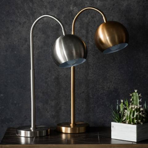 Gallery Bronze Dallas Table Lamp