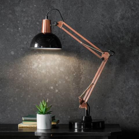 Gallery Bronze/Black Watson Table Lamp