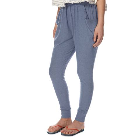 Free People Blue Everyone Loves This Joggers