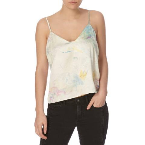 Free People Neutral Jackson Washed Cami