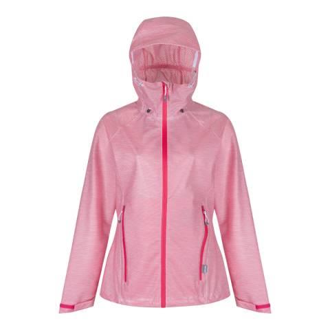 Regatta Women's Pink Stretch Ultrashield Jacket