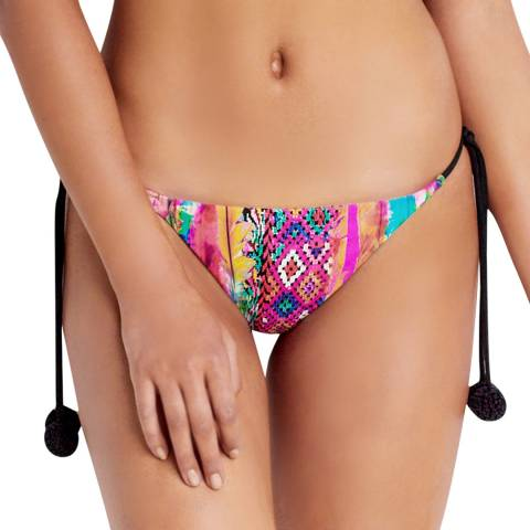 Seafolly Summer Mexican Summer Regular TieSide