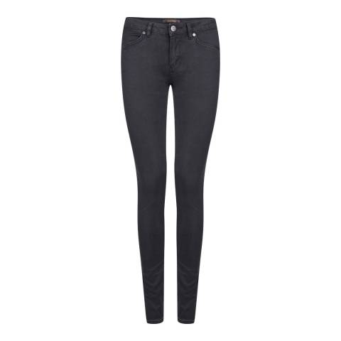 SuperTrash Black Used Pacey Jeans