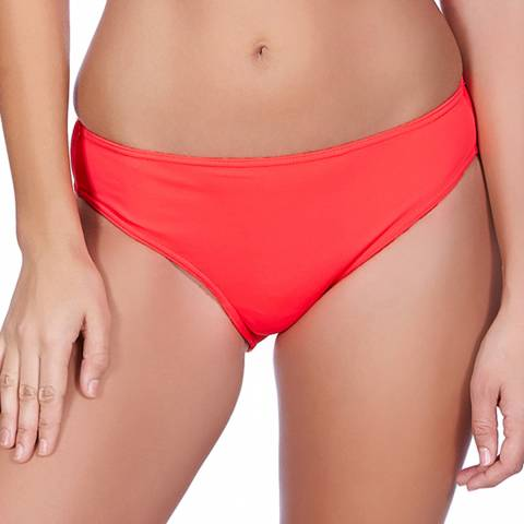 Freya Red Deco Swim Bikini Brief