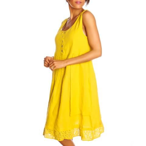 100% Linen Anis Romy Dress