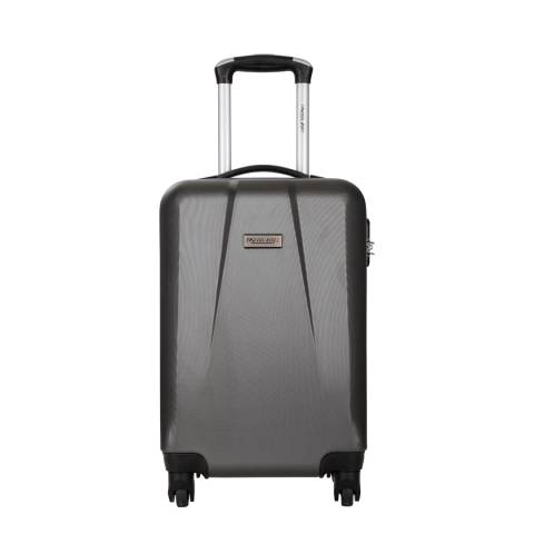 Travel One Grey Spinner Sea Suitcase 56cm