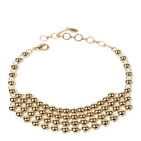 Amrita Singh Gold Kinari Choker/Collar Necklace