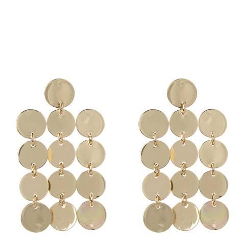 Amrita Singh Gold Delancy Earrings