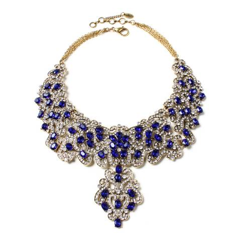 Amrita Singh Blue Raiza Necklace