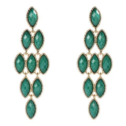 Amrita Singh Turquoise Easter Jocasta Earrings