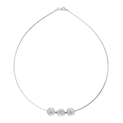 Wish List Silver Trilogy Necklace