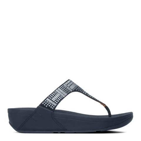 FitFlop Supernavy Aztek Chada Sandals