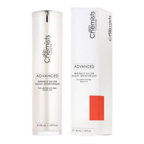 Skinchemists Advanced Wrinkle Killer Night Moisturiser 50ml