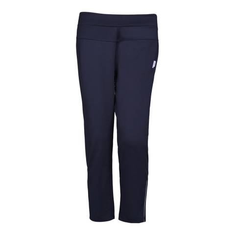 Prince Women's Navy Capri Trousers