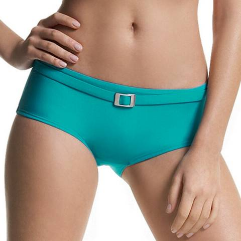 Fantasie Turquoise Seattle Short Bikini Briefs
