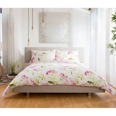 Deyongs Country Dream Pink Single Duvet Set