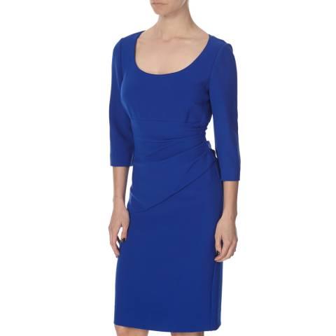 Diane von Furstenberg Blue Lillian Dress
