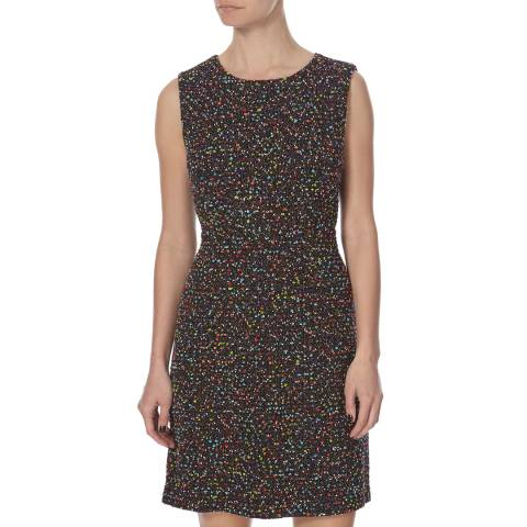 Diane von Furstenberg Multi Print Carrie Dress