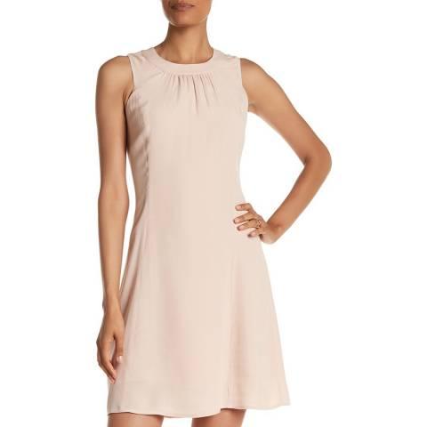 Marchesa Rose Rosedust Sleeveless Swing Dress