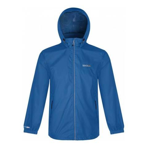 Regatta Mens Blue Waterproof Lyle III Jacket