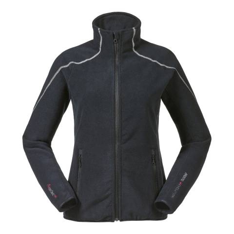 Musto Women's Black Ess Fleece Jacket