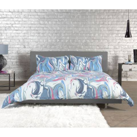 Deyongs Marble Single Duvet Set