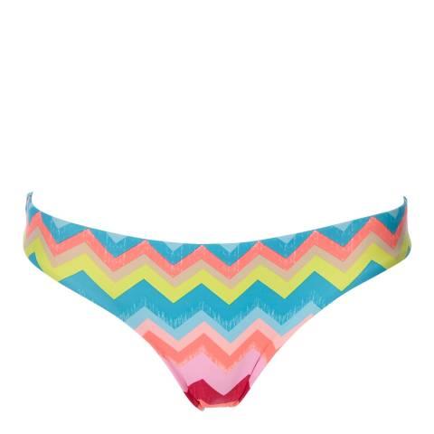 Seafolly Multi Soundwave Hipster Bikini Briefs
