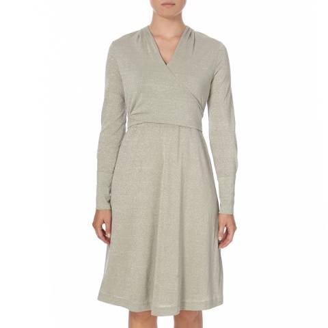 DAY Birger Et Mikkelsen Nude Cure Wrap Dress