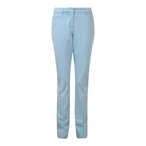 Pure Collection Pale Blue Casual Chinos