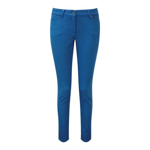Pure Collection Blue Cropped Jeans