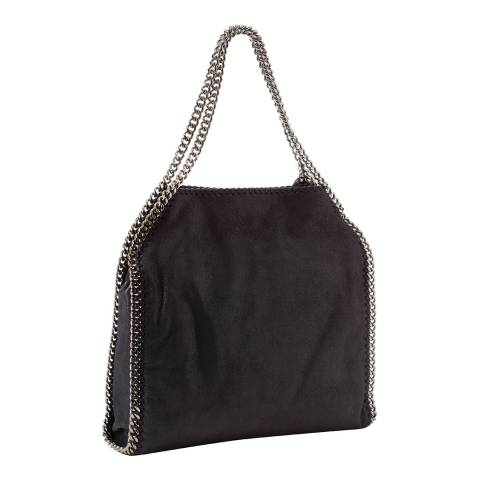 Stella McCartney Navy Small Falabella Tote Bag