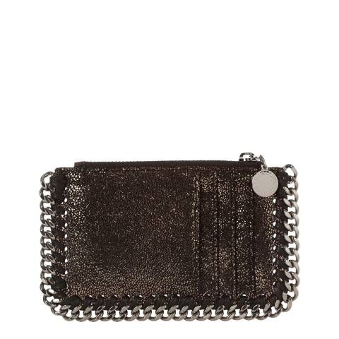 Stella McCartney Ruthenium Falabella Card Holder