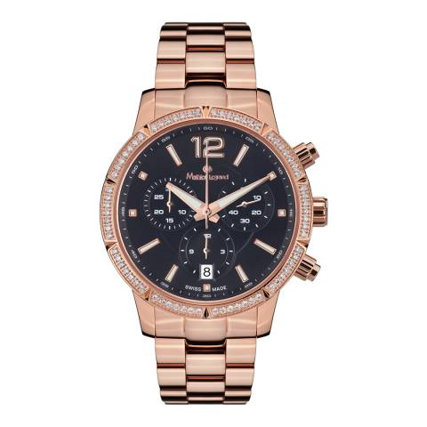 Mathieu Legrand Women's Rose Gold Eclantante Watch