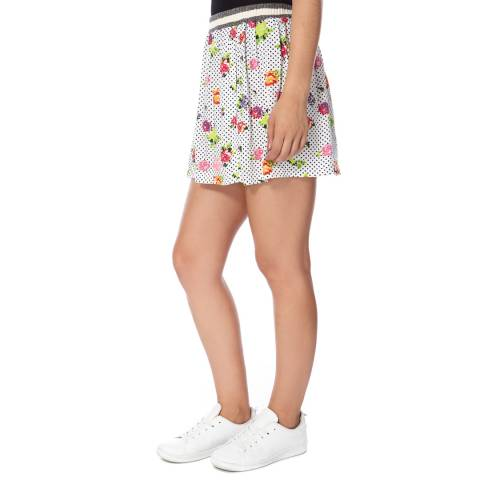 Superdry Multi Coloured Pop Rose Happy Richmond Skirt