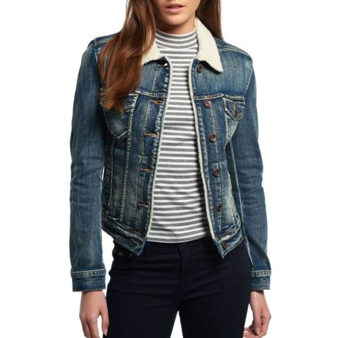 Superdry Rodeo Wash North Denim Jacket