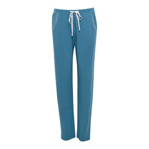 Cyberjammies Blue Harriet Super Soft Knit Pyjama Trousers